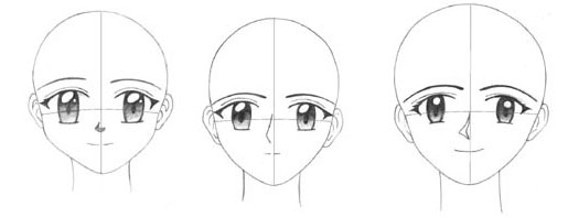 """! """"Aprende A Dibujar Anime""""  Parte 1"""